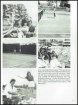 1986 Coldspring High School Yearbook Page 90 & 91