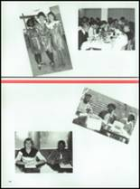 1986 Coldspring High School Yearbook Page 92 & 93
