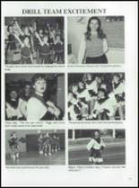 1986 Coldspring High School Yearbook Page 98 & 99