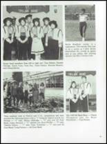 1986 Coldspring High School Yearbook Page 102 & 103