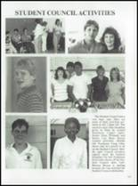 1986 Coldspring High School Yearbook Page 106 & 107