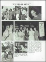 1986 Coldspring High School Yearbook Page 108 & 109
