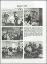 1986 Coldspring High School Yearbook Page 116 & 117
