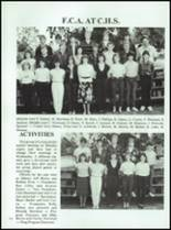 1986 Coldspring High School Yearbook Page 120 & 121
