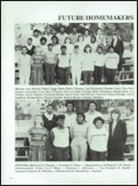 1986 Coldspring High School Yearbook Page 122 & 123