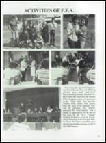 1986 Coldspring High School Yearbook Page 124 & 125