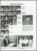 1986 Coldspring High School Yearbook Page 130 & 131