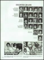 1986 Coldspring High School Yearbook Page 132 & 133