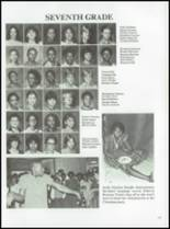 1986 Coldspring High School Yearbook Page 134 & 135