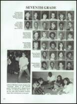 1986 Coldspring High School Yearbook Page 136 & 137