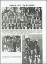 1986 Coldspring High School Yearbook Page 138 & 139
