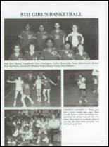 1986 Coldspring High School Yearbook Page 142 & 143