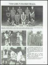 1986 Coldspring High School Yearbook Page 144 & 145
