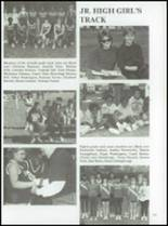 1986 Coldspring High School Yearbook Page 146 & 147