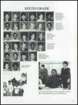 1986 Coldspring High School Yearbook Page 154 & 155