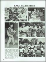 1986 Coldspring High School Yearbook Page 164 & 165