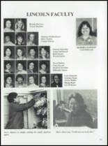 1986 Coldspring High School Yearbook Page 166 & 167