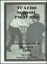1986 Coldspring High School Yearbook Page 216 & 217