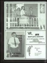 1986 Coldspring High School Yearbook Page 220 & 221