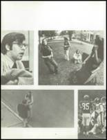 1972 Wyoming Seminary Yearbook Page 10 & 11