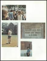 1972 Wyoming Seminary Yearbook Page 16 & 17