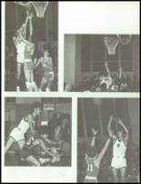 1972 Wyoming Seminary Yearbook Page 100 & 101