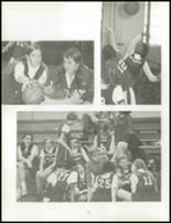 1972 Wyoming Seminary Yearbook Page 104 & 105