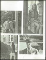 1972 Wyoming Seminary Yearbook Page 142 & 143