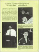 1991 Bridgewater-Raritan East High School Yearbook Page 14 & 15