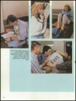 1991 Bridgewater-Raritan East High School Yearbook Page 20 & 21