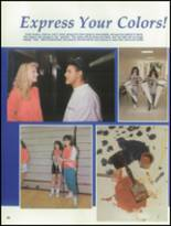 1991 Bridgewater-Raritan East High School Yearbook Page 26 & 27