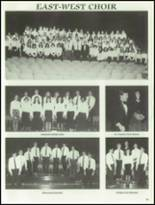 1991 Bridgewater-Raritan East High School Yearbook Page 74 & 75