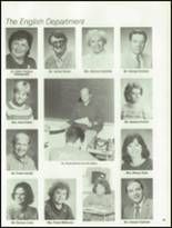 1991 Bridgewater-Raritan East High School Yearbook Page 84 & 85
