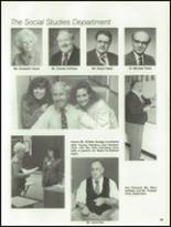 1991 Bridgewater-Raritan East High School Yearbook Page 92 & 93