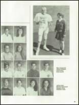 1991 Bridgewater-Raritan East High School Yearbook Page 98 & 99