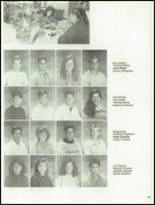 1991 Bridgewater-Raritan East High School Yearbook Page 100 & 101