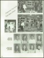 1991 Bridgewater-Raritan East High School Yearbook Page 108 & 109