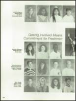 1991 Bridgewater-Raritan East High School Yearbook Page 110 & 111