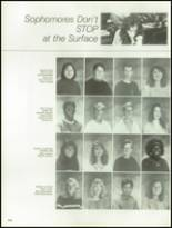 1991 Bridgewater-Raritan East High School Yearbook Page 118 & 119