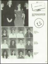 1991 Bridgewater-Raritan East High School Yearbook Page 124 & 125