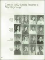 1991 Bridgewater-Raritan East High School Yearbook Page 126 & 127