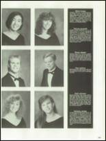 1991 Bridgewater-Raritan East High School Yearbook Page 154 & 155