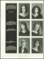 1991 Bridgewater-Raritan East High School Yearbook Page 164 & 165