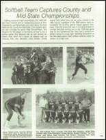 1991 Bridgewater-Raritan East High School Yearbook Page 182 & 183