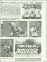 1991 Bridgewater-Raritan East High School Yearbook Page 194 & 195