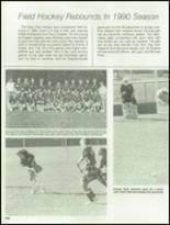 1991 Bridgewater-Raritan East High School Yearbook Page 204 & 205