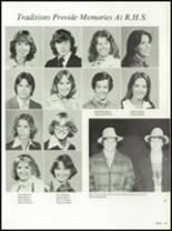 1978 Russell High School Yearbook Page 46 & 47