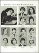 1978 Russell High School Yearbook Page 48 & 49