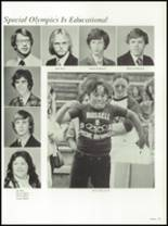 1978 Russell High School Yearbook Page 56 & 57