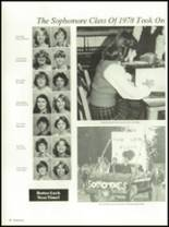 1978 Russell High School Yearbook Page 92 & 93
